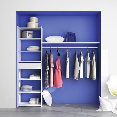 kit d 39 am nagement de placard brico d p t. Black Bedroom Furniture Sets. Home Design Ideas