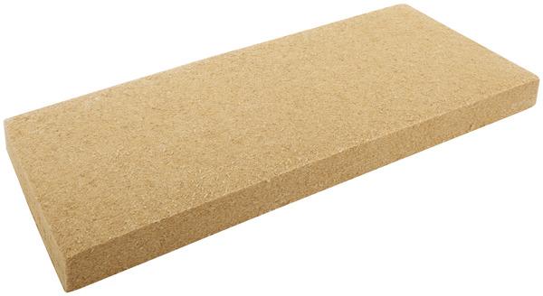 panneau laine de bois p 100 mm p 100 mm le ballot de 6. Black Bedroom Furniture Sets. Home Design Ideas