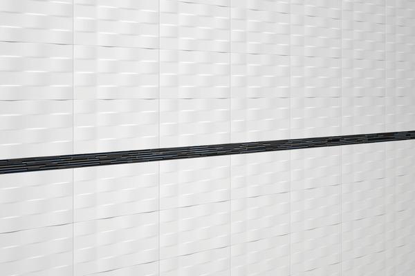 fa ence tunis blanc brillant rectangulaire 25x40 cm ep 8 mm brico d p t. Black Bedroom Furniture Sets. Home Design Ideas