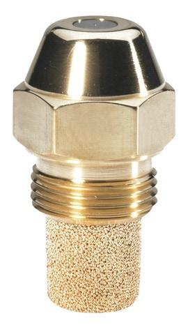 Gicleur pour pulv riser le fioul afin de le rendre inflammable brico d p t - Gicleur chaudiere fioul ...