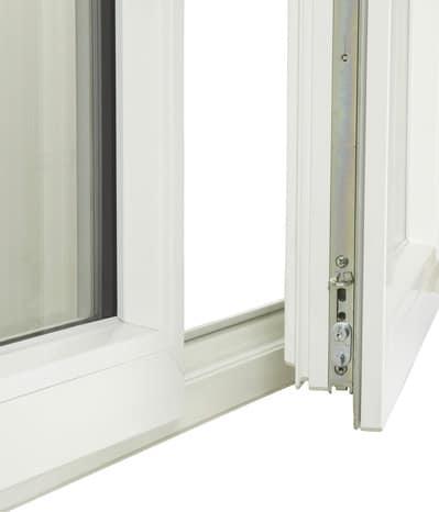 Fenêtre En Pvc 2 Vantaux L 100 X H 75 Cm Brico Dépôt
