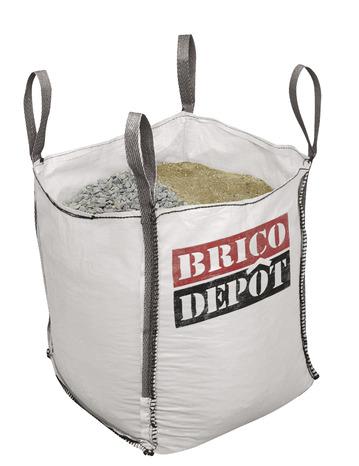 sable et gravillons pour ma onnerie en big bag de 1 m3 brico d p t. Black Bedroom Furniture Sets. Home Design Ideas