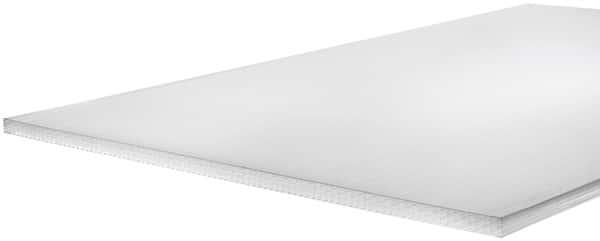 plaque polycarbonate alv olaire p 32 mm opale. Black Bedroom Furniture Sets. Home Design Ideas