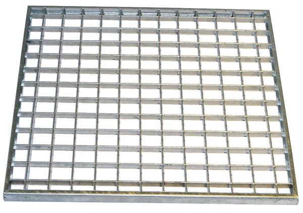 grille en acier galvanis 320x320x20 mm brico d p t. Black Bedroom Furniture Sets. Home Design Ideas