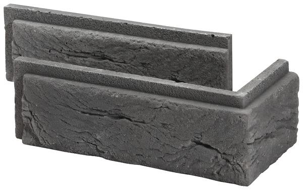 de parement en béton allégé, 22,2x7,3 cm, ep. 8 à 21 mm - brico dépôt