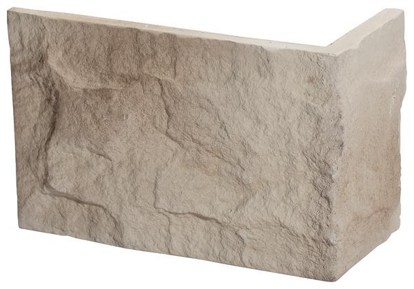 Plaquette de parement couleur cr me pour murs int rieurs - Parement pierre exterieur brico depot ...