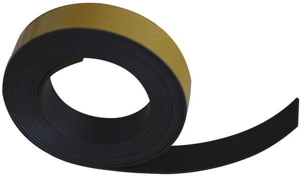 ruban magn tique adh sif l 2 50 m l 19 mm ep 1 5 mm brico d p t. Black Bedroom Furniture Sets. Home Design Ideas