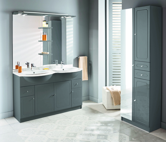 meuble de salle de bain pas cher brico depot affordable wonderful miroir salle de bain brico. Black Bedroom Furniture Sets. Home Design Ideas