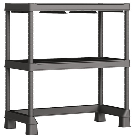 etagere de rangement avec leroy merlin brico depot. Black Bedroom Furniture Sets. Home Design Ideas