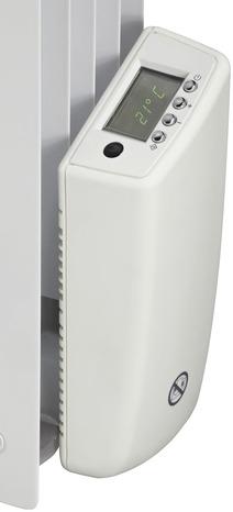 Radiateur Electrique A Inertie Fluide Caloporteur Magia 1500 W Brico Depot