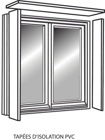 tap e pour bloc baie ep 20 mm long 3 25 ml brico d p t. Black Bedroom Furniture Sets. Home Design Ideas