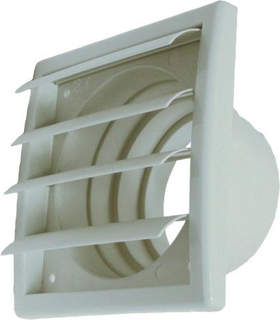 grille pvc clapet brico d p t. Black Bedroom Furniture Sets. Home Design Ideas