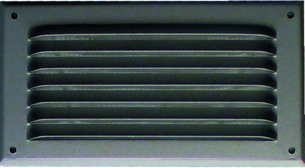 grille metal horiz 190x100 alu anodise brico d p t. Black Bedroom Furniture Sets. Home Design Ideas