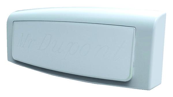 Bouton poussoir lumineux ext rieur pour carillon sonnette 24 v 2 a scs sen - Bouton poussoir pour sonnette ...