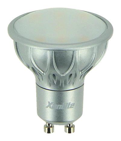 ampoule reflecteur gu10 led 280 lumens 3 6 w brico d p t. Black Bedroom Furniture Sets. Home Design Ideas