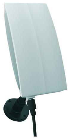antenne int rieure ext rieure pour r ception t l vision. Black Bedroom Furniture Sets. Home Design Ideas
