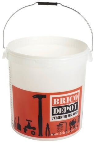 Seau Brico Depot