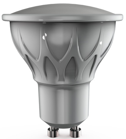 spot led 50 w 4000 k brico d p t. Black Bedroom Furniture Sets. Home Design Ideas