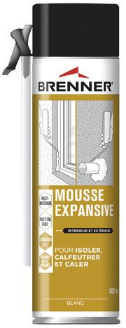 Mousse Expansive Brico Depot