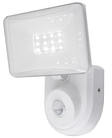 projecteurs led d tection le projecteur d tection noir brico d p t. Black Bedroom Furniture Sets. Home Design Ideas