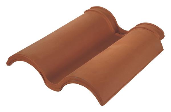 tuile tamaris rouge ep 73 mm brico d p t. Black Bedroom Furniture Sets. Home Design Ideas