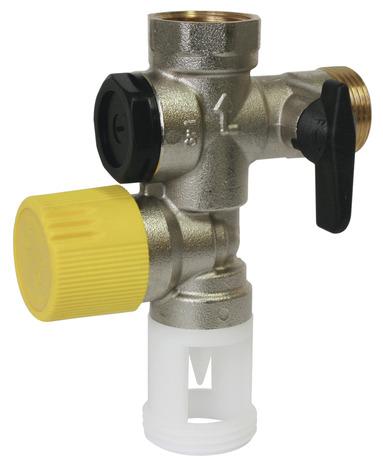 sécurité pour chauffe-eau électrique - somatherm - brico dépôt