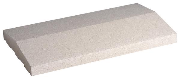 Couvre mur blanc 50x50x3 cm brico d p t - Couvre mur brico depot ...