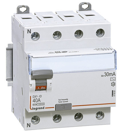 prix installation disjoncteur 30ma
