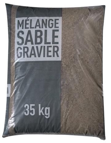 melange sable et gravier pour beton construction maison b ton arm. Black Bedroom Furniture Sets. Home Design Ideas