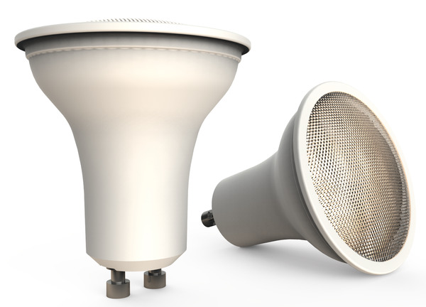 2 ampoules led gu10 50w 4000k blanc chaud brico d p t. Black Bedroom Furniture Sets. Home Design Ideas