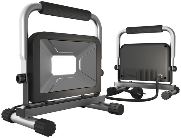 projecteur filaire led 2 100 lm brico d p t. Black Bedroom Furniture Sets. Home Design Ideas