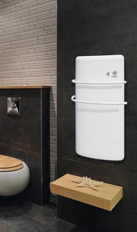 radiateur s che serviettes soufflant 1 300 w 1300 w brico d p t. Black Bedroom Furniture Sets. Home Design Ideas