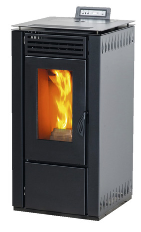 photo poele a pellet flame 6kw
