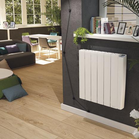 radiateur inertie s che maohi 1 000 w h 58 x l 56 cm d longhi brico d p t. Black Bedroom Furniture Sets. Home Design Ideas