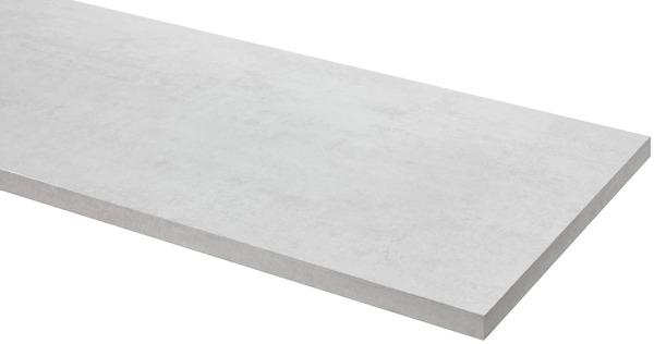 plan de travail stratifi long 244 cm d cor imitation blanc brico d p t. Black Bedroom Furniture Sets. Home Design Ideas
