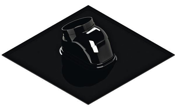 solin pour toit inclin 60 100 mm brico d p t. Black Bedroom Furniture Sets. Home Design Ideas