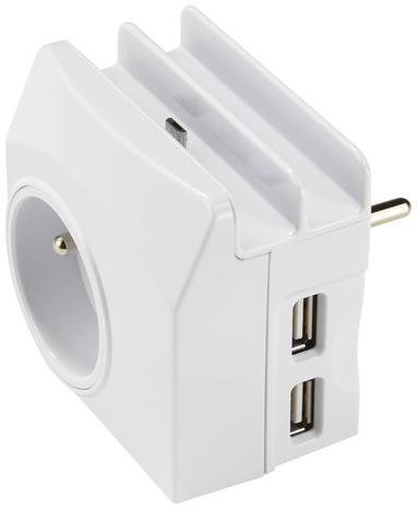 Multi Chargeur Smartphone Et Tablette Brico Depot