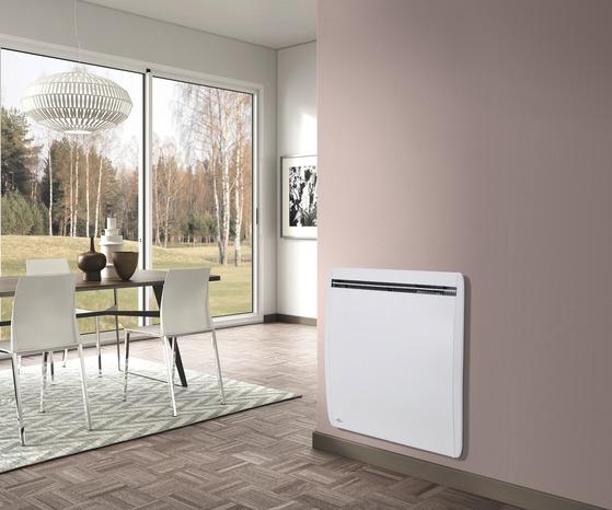 radiateur inertie s che fusion ii 1000 w brico d p t. Black Bedroom Furniture Sets. Home Design Ideas