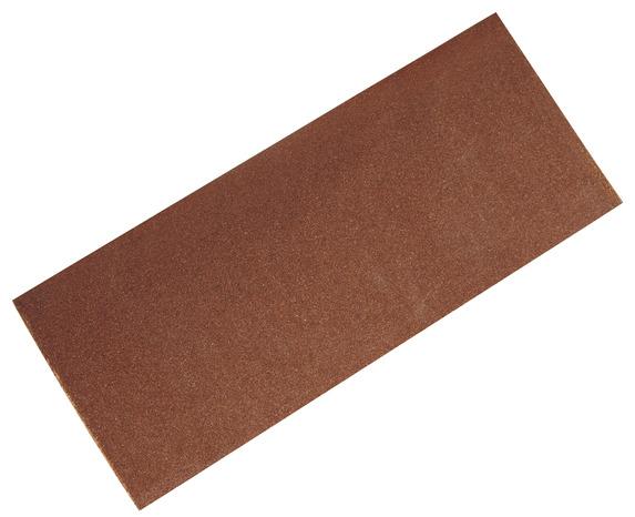 12 feuilles abrasives r sine corindon pour ponceuse 93x230. Black Bedroom Furniture Sets. Home Design Ideas