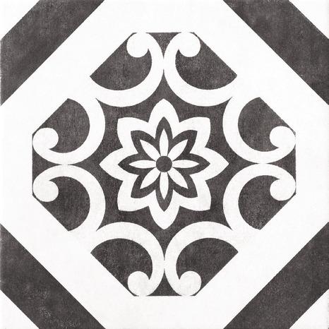 carrelage en gr s maill blanc pour sol int rieur l 32 5. Black Bedroom Furniture Sets. Home Design Ideas