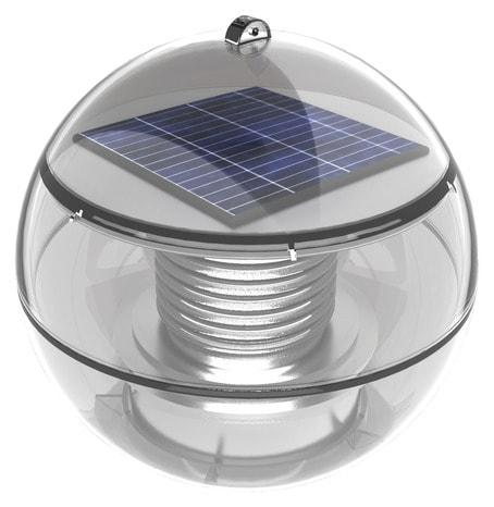 boule solaire led brico d p t. Black Bedroom Furniture Sets. Home Design Ideas