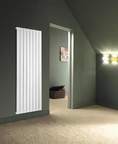 radiateur en acier h 180 x l 60 x p 7 cm brico d p t. Black Bedroom Furniture Sets. Home Design Ideas