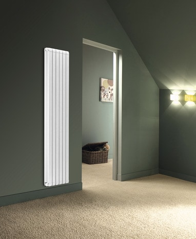 radiateur en aluminium extrud ep 10 cm 1192 w brico d p t. Black Bedroom Furniture Sets. Home Design Ideas