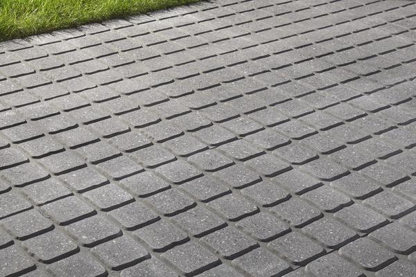 Dalle en b ton bouchard 50x50 cm ep 40 mm brico d p t for Epaisseur mini dalle beton exterieur