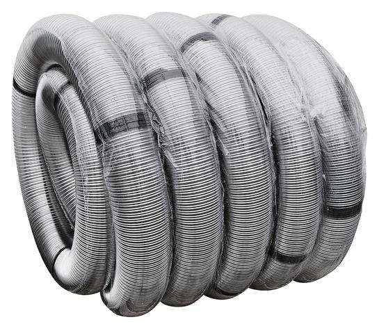 Tubage Inox 316 L Polyliss 125 131 Vendu Au Metre Brico Depot