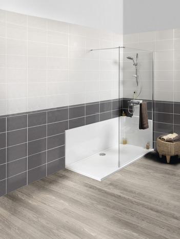 lame pvc clipser d cor imitation ch ne rabot 93 5 x 15 cm brico d p t. Black Bedroom Furniture Sets. Home Design Ideas