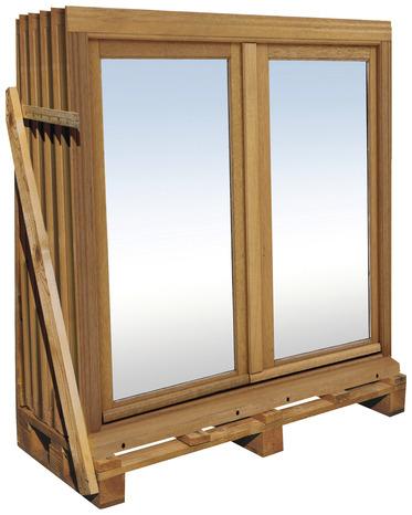 Fenêtre Bois 2 Vantaux L 100 X H 195 Cm Brico Dépôt