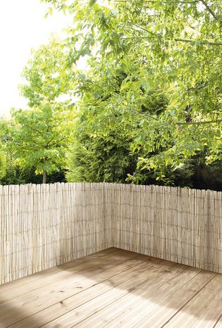 palissade bambou avec leroy merlin brico depot. Black Bedroom Furniture Sets. Home Design Ideas