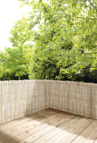 palissade bambou pas cher avec leroy merlin brico depot. Black Bedroom Furniture Sets. Home Design Ideas
