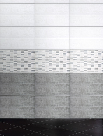 Fa ence 20 x 60 cm brico d p t for Faience salle de bain brico depot